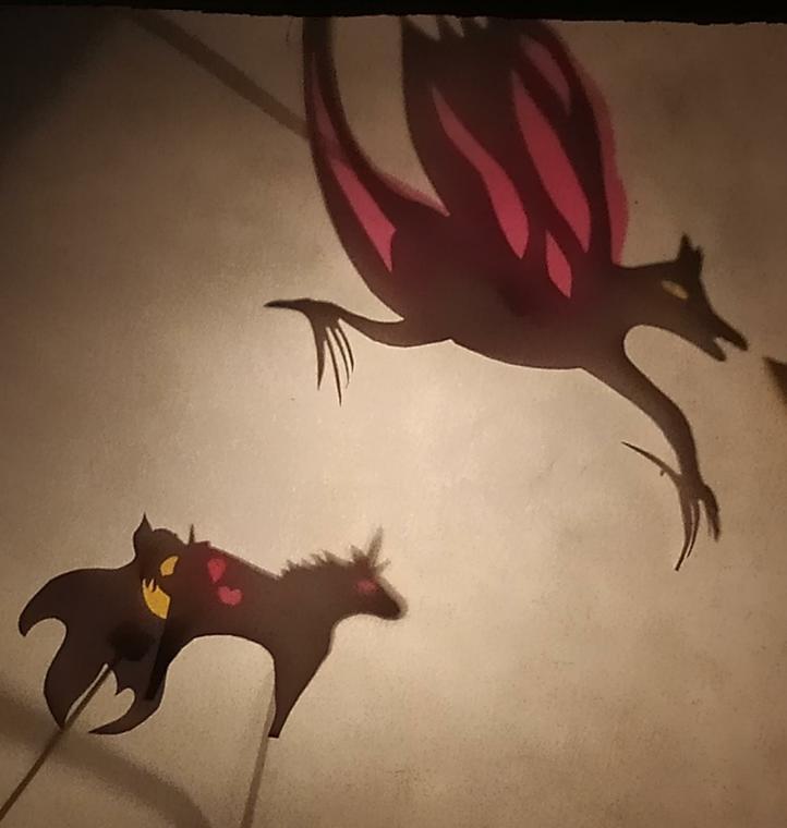 Atelier histoire d'ombres