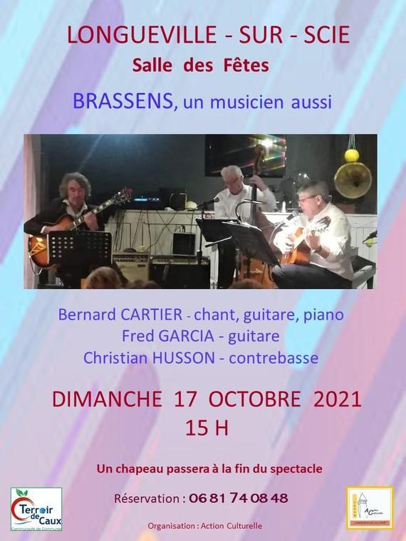 Concert à Longueville-sur-Scie