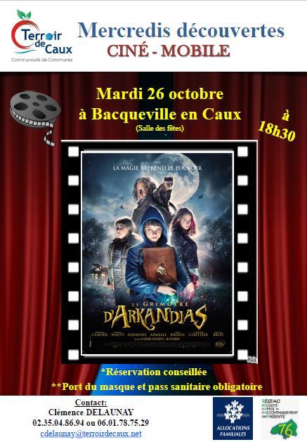 Ciné Mobile Arkandias