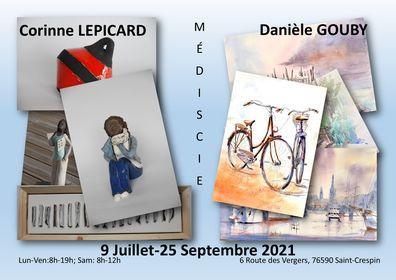 Expo Médiscie été 21