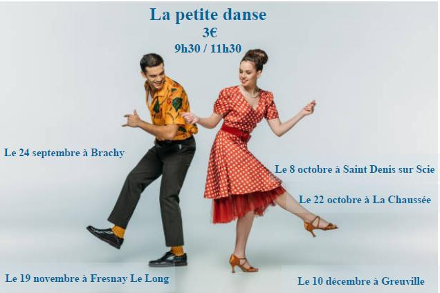 Ptite danse