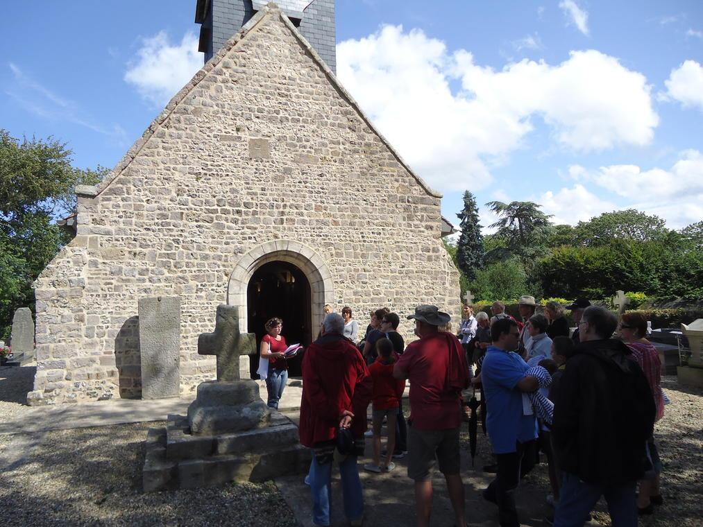 Visite guidée Quiberville 2014 (54) -