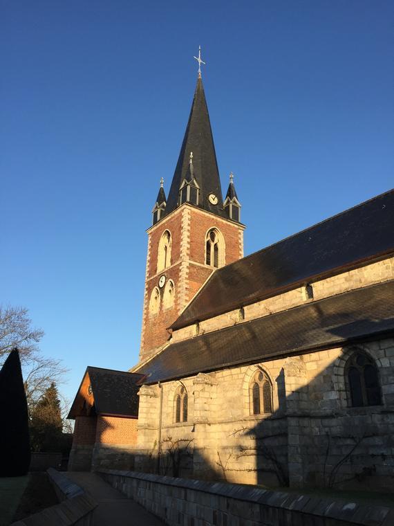 Eglise de Luneray
