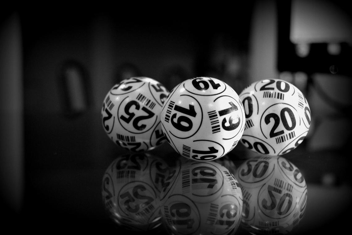 loto noir et blanc