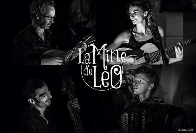 Musiciens-La-mine-de-Léo-la-Ménitré