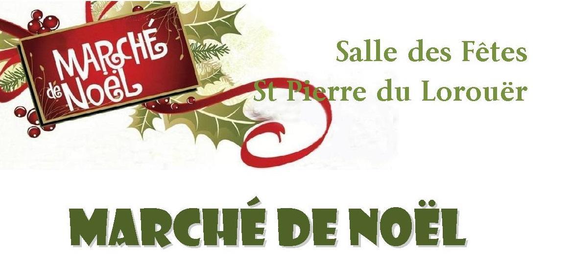 Marché de Noël st pierre