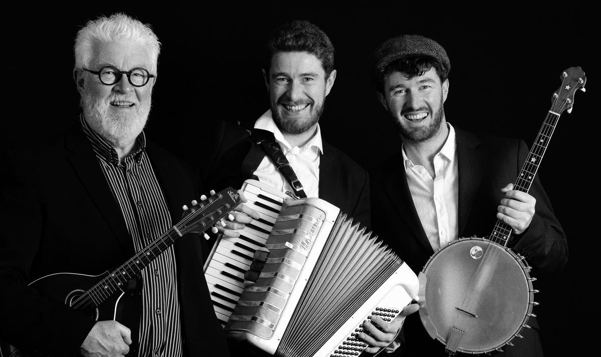 McDonnell Trio par Myriam Jégat - vendredi 29 oct