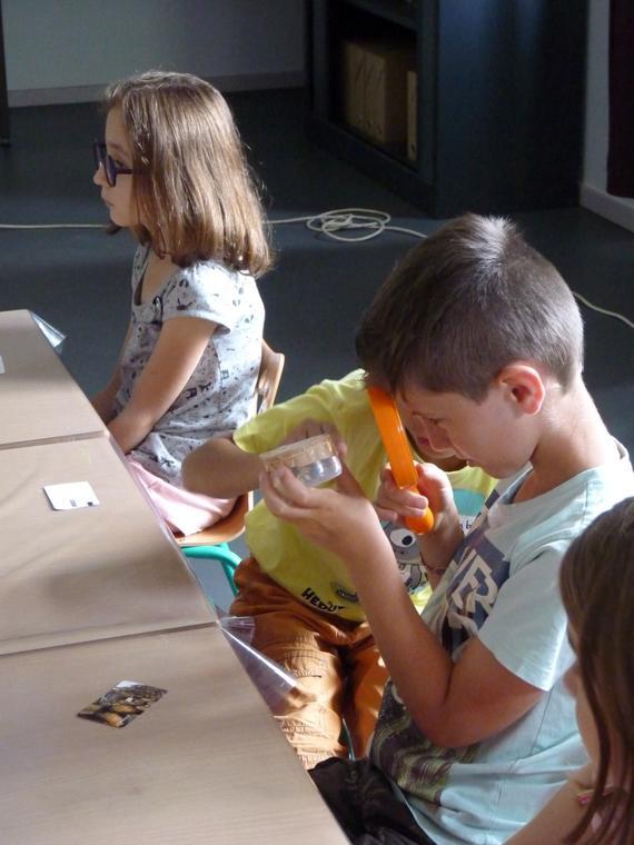 Atelier enfant Carnuta