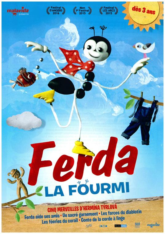 Atelier marionnette Ferda