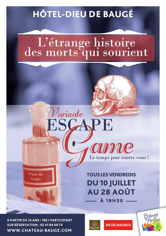 Affiche-Escape-ETE-2020