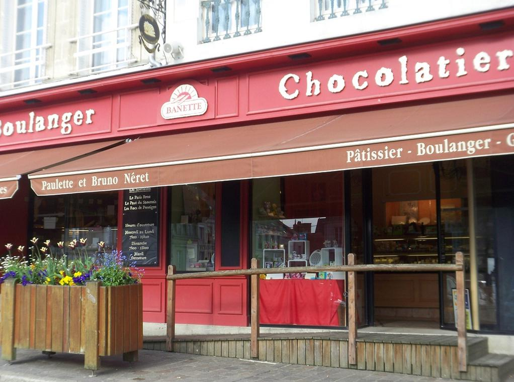Boulangerie Pâtisserie Neret Mamers