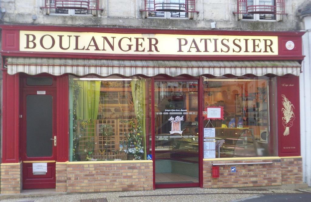 Boulangerie L'Epi Doré Mamers