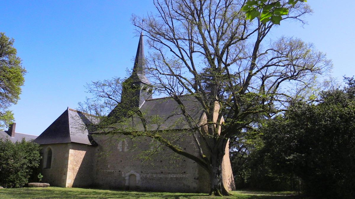 Chapelle Sainte Cécile_Flée
