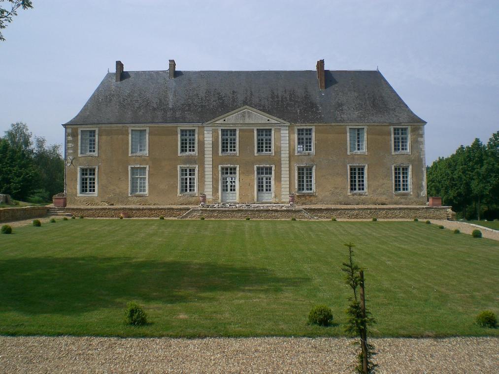 Chateau-des-Etangs-l-archeveque-st-vincent du Lorouer