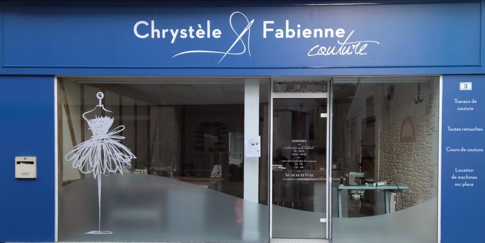 Chystele et Fabienne couture