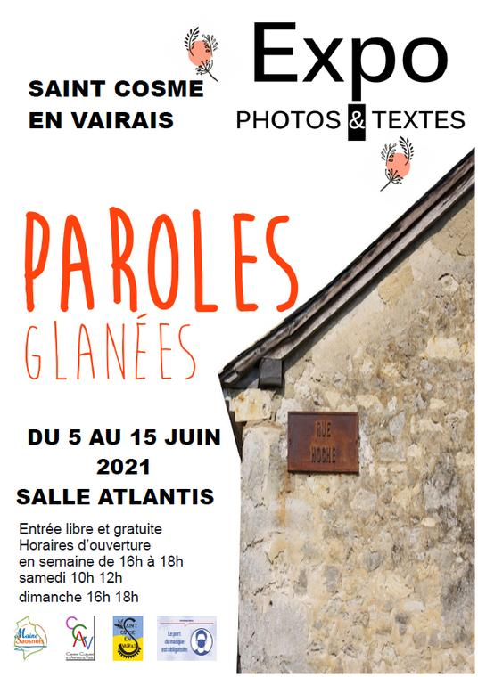 Expo Parloes glanées