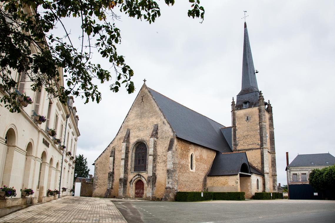 EgliseMarçon©JPBerlose_ValleeduLoir