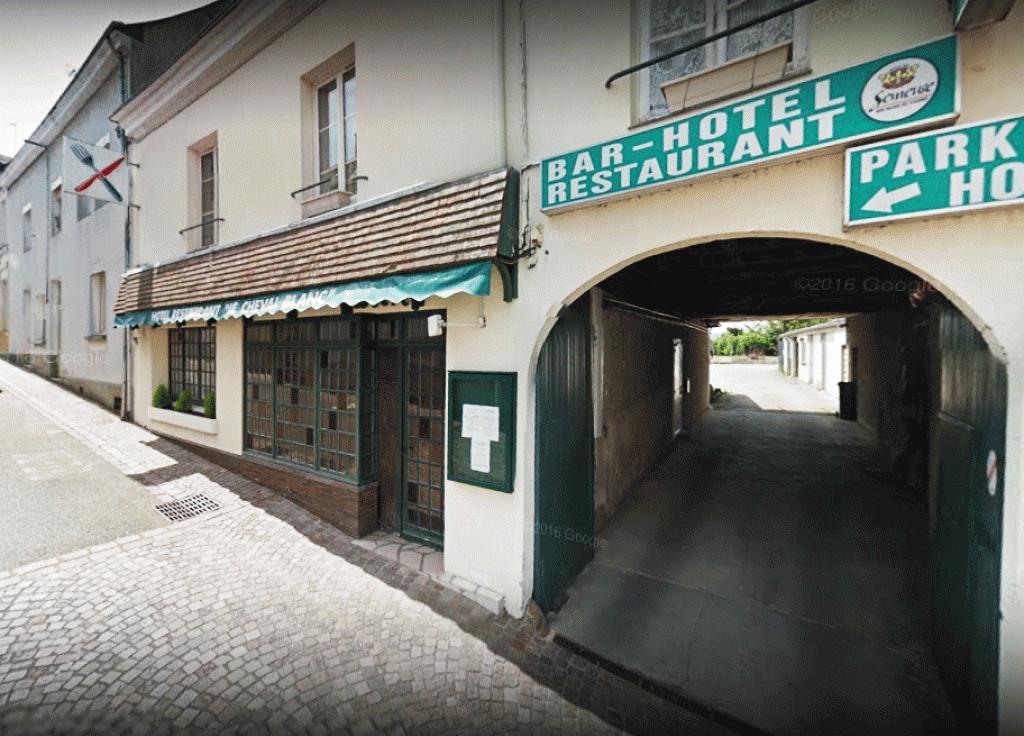 Hôtel le Cheval Blanc_Le Grand Lucé