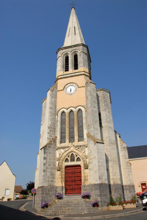 La Chapelle d'Aligné - 14 juillet 2006 (73)