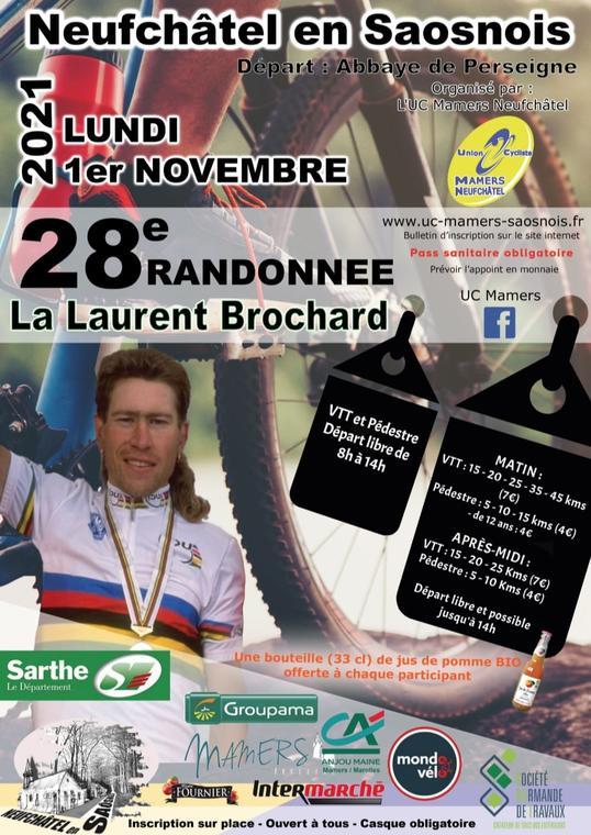 La Laurent Brochard