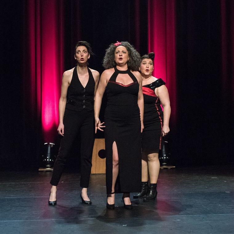 Les concerts féminins