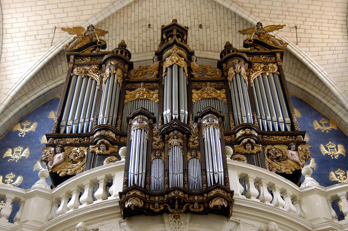 Photo orgue
