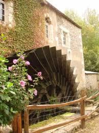 Photo roue moulin