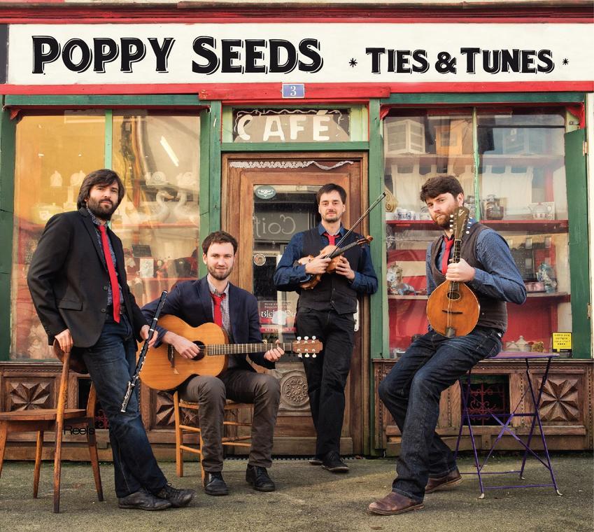 Poppy Seeds - coup d'parquet 2020