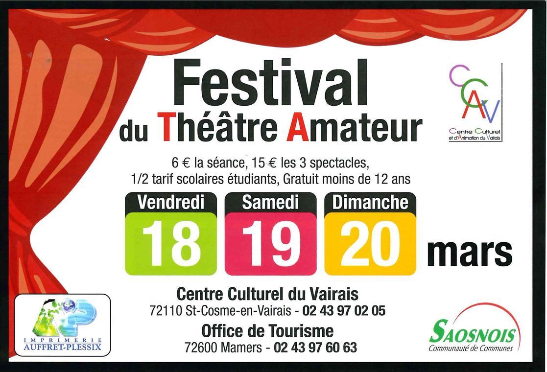Théâtre amateur