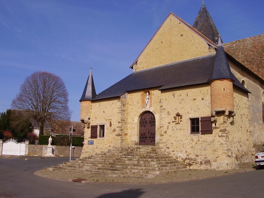 eglise st georges (17) - photo céline