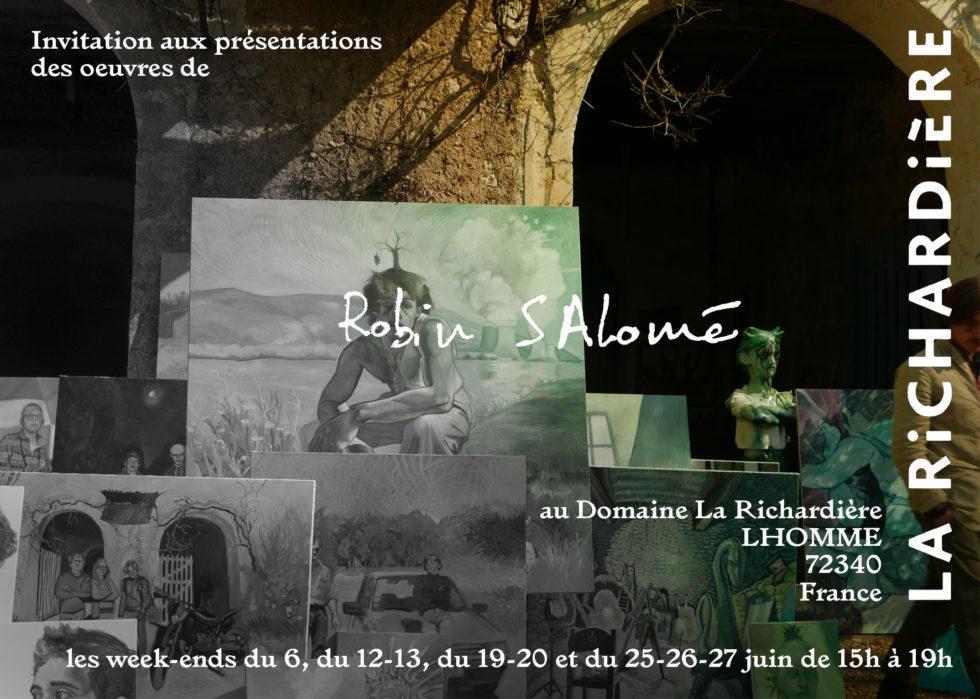 Exposition Robin Salomé_Richardière