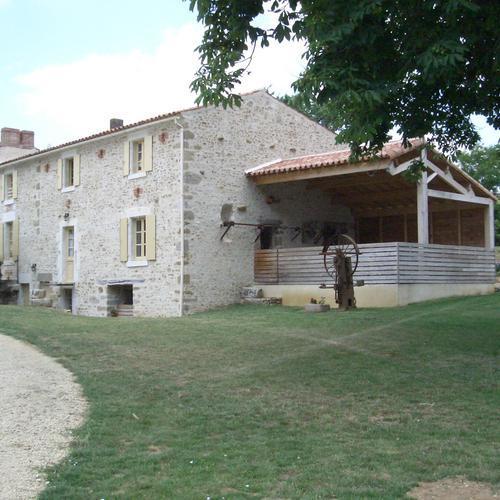 Moulin de Garreau
