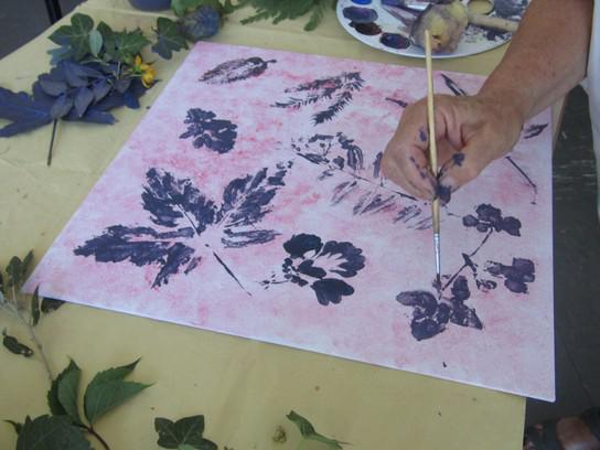 Atelier expression artistique ODDAS