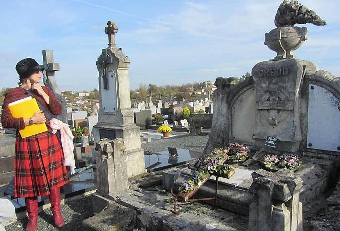 Visite guidée cimetière Saint Jean