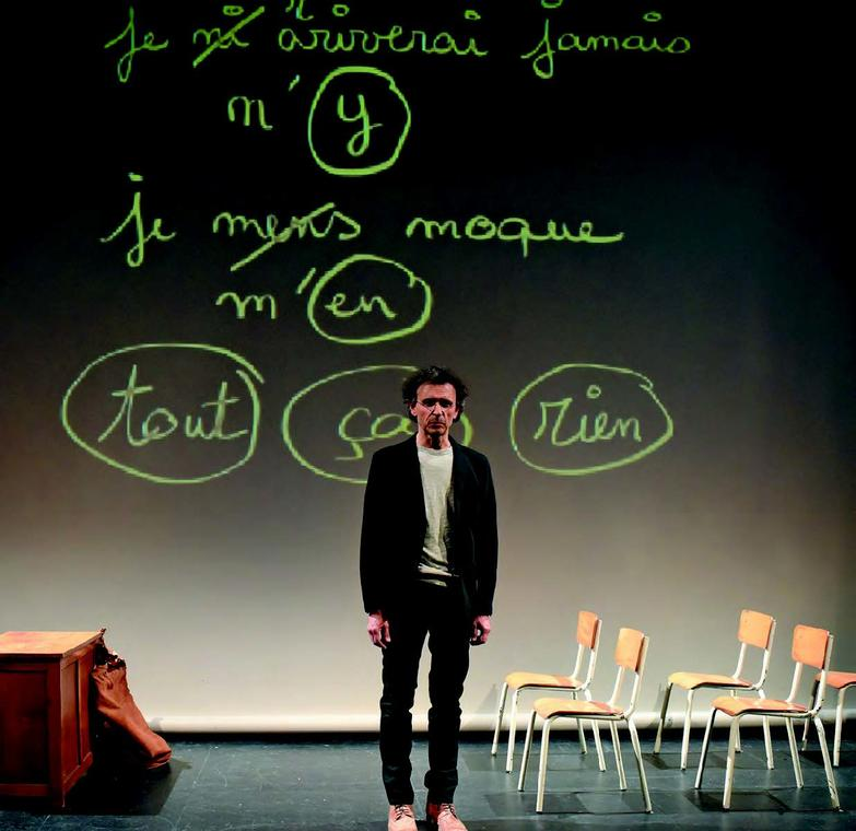 Crédit photo Laurent Natrella - Chagrin d'école