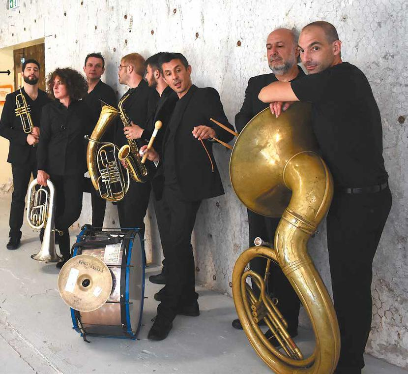 Haidouti Orkestar