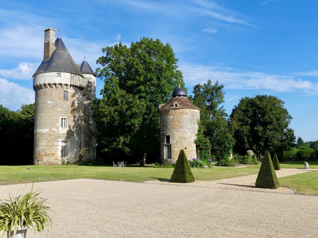 Parc du Chateau de l'Hermenault JEP