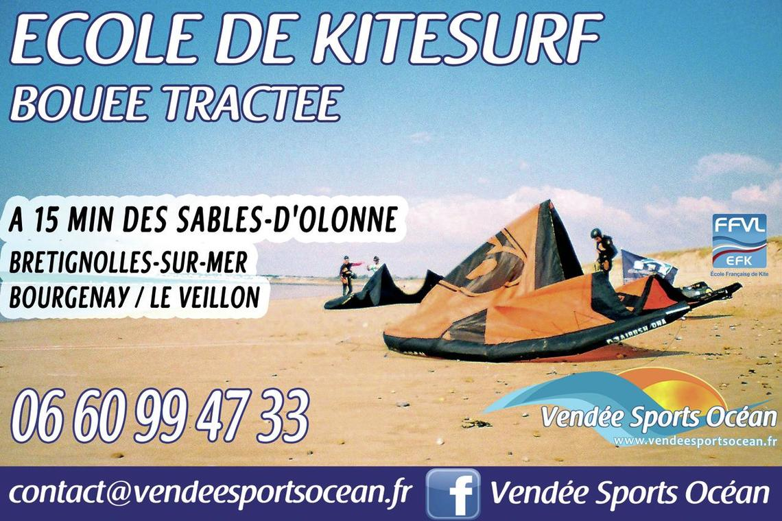 Vendée sport océan