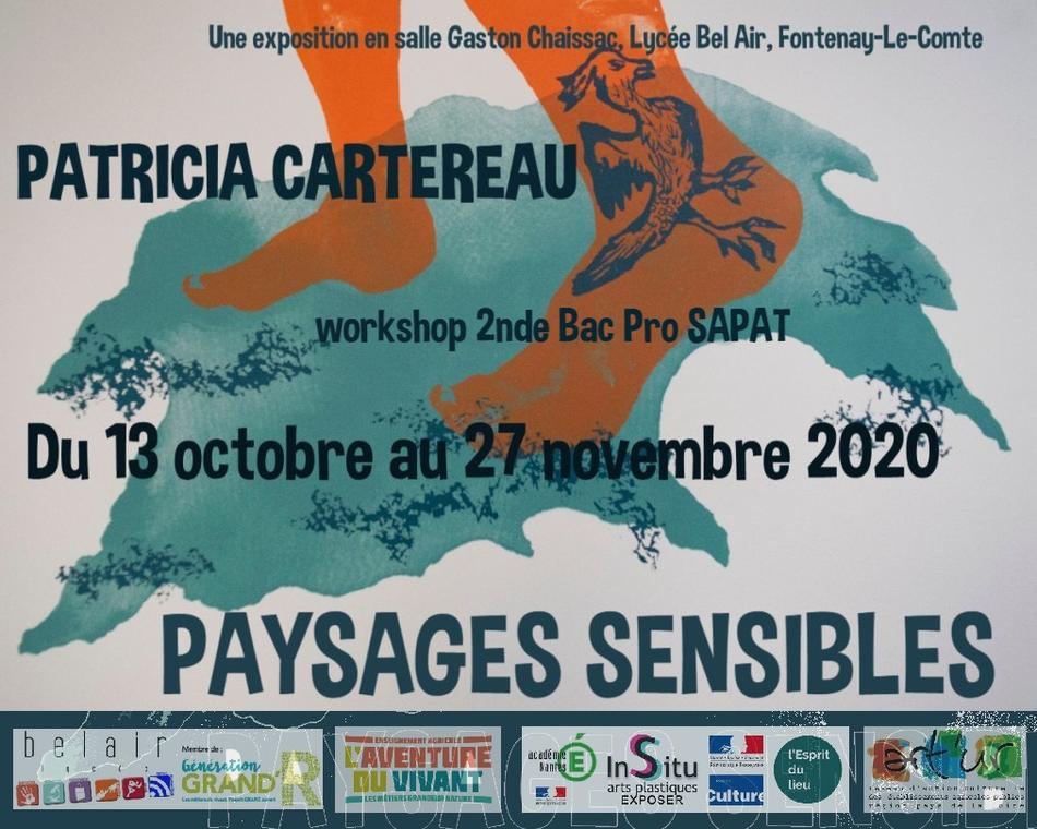 Vernissage Bel Air Patricia Cartereau