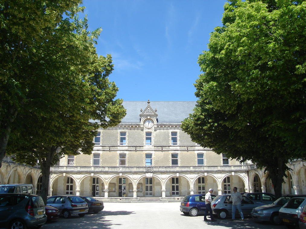 ancien Collège Viète