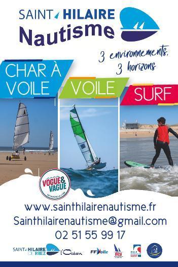 SAINT HILAIRE NAUTISME_Saint Hilaire de Riez