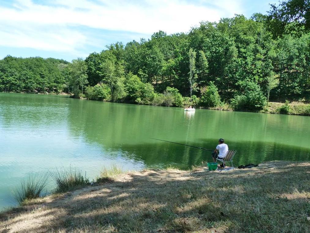 Lac de la Vallée des Loisirs - Lafrançaise