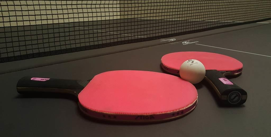 Tennis de table givetois