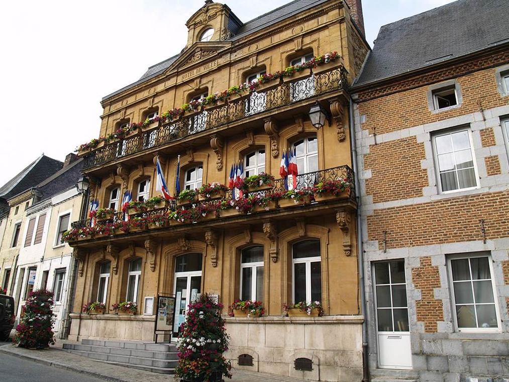 Mairie de Fumay