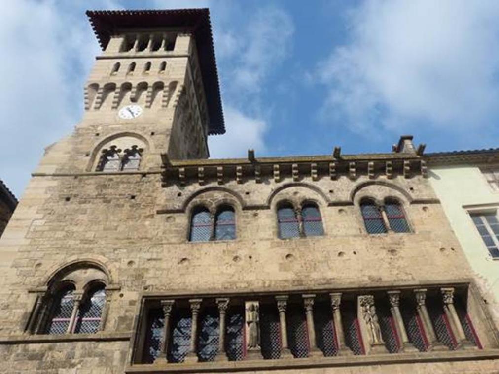 visite guidée La Maison Romane