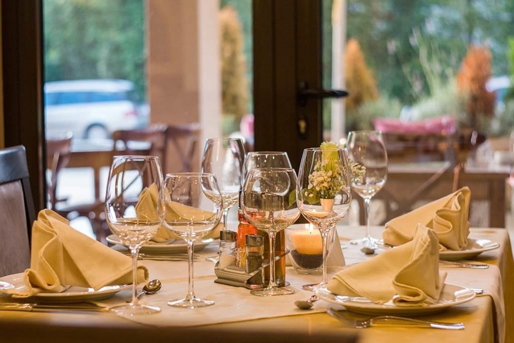 "Restaurant ""Le Damier"""