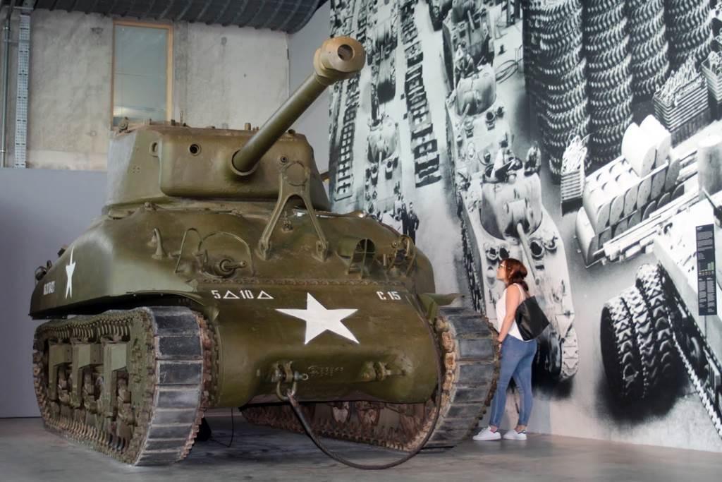 Visite du Musée Guerre et Paix