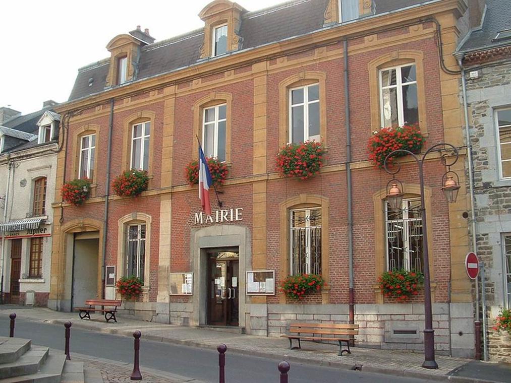 Mairie de Revin