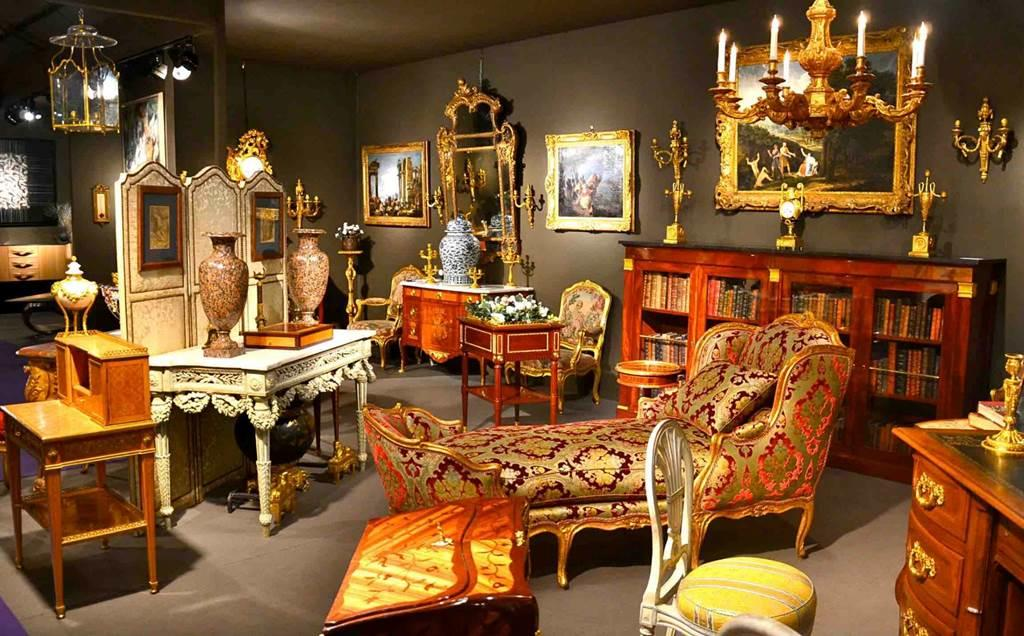 Salon de l'Antiquité et de la Brocante