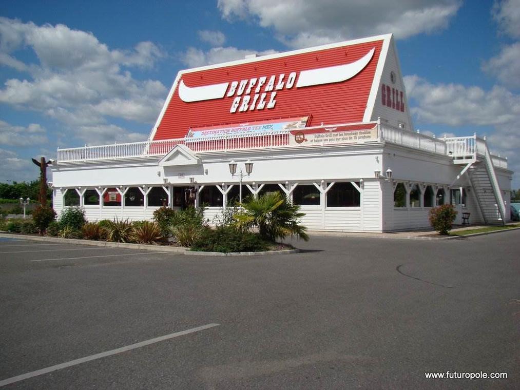 Buffalo Grill - façade
